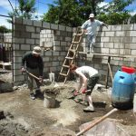 Volunteers for Construction Project in Guatemala