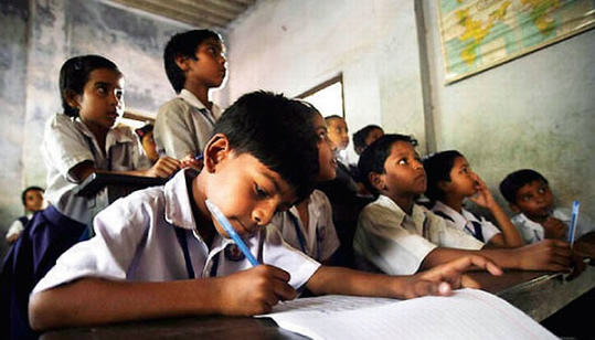 Volunteers for Tuition Classes for Street Children in North-India