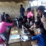 Volunteers as Information Technology Teacher in Cameroon