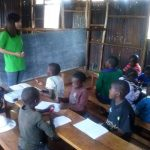 Volunteers for Youth Empowerment & Mentorship Project in Kenya